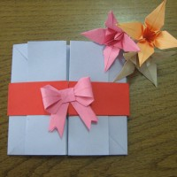 Tutorial: Origami Pop-up Box Card