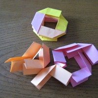 Tutorial: How to make an Origami - Slinky